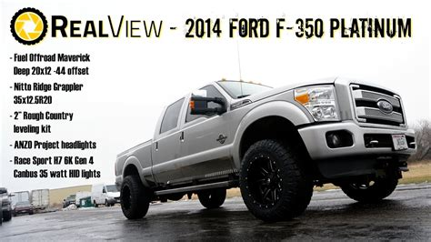 realview leveled  ford     fuel mavericks