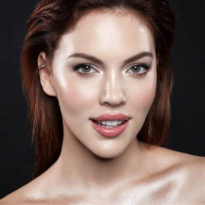 Glow Makeup Laura Shot Models Gude Beauty
