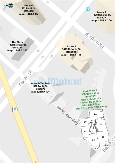 Park West 2  583 Beach Crescent, Vancouver, 6717000com