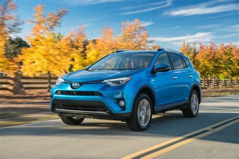 toyota rav hybrid limited awd review