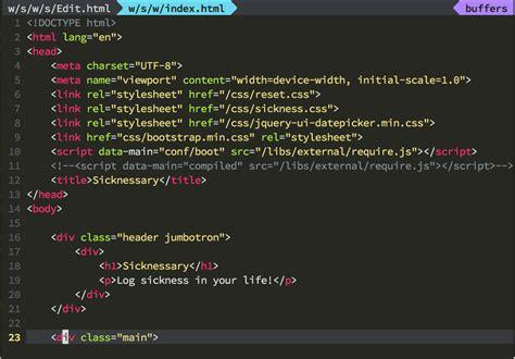 a new vim monokai color scheme for javascript exle
