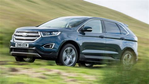 Ford Edge Style Change by Ford Edge Suv Confirmed For 2018 Car News Carsguide