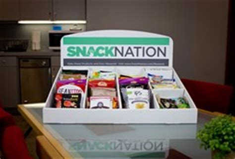 human launches industry first healthier snack delivery