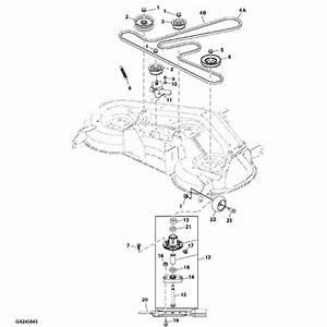 L120 John Deere Parts Diagram