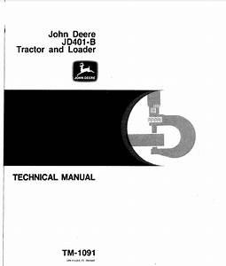 John Deere Jd401