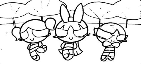 power puff girls  coloring pages coloring home