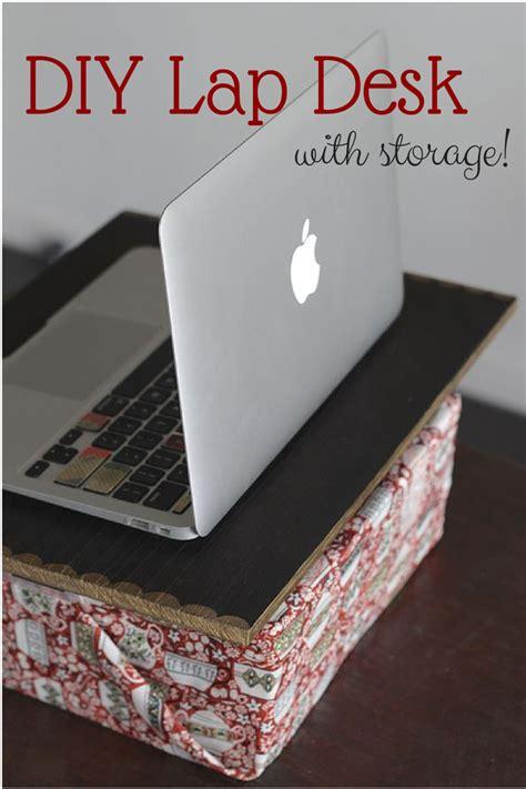diy lap desk pillow storage lapdesk best storage design 2017