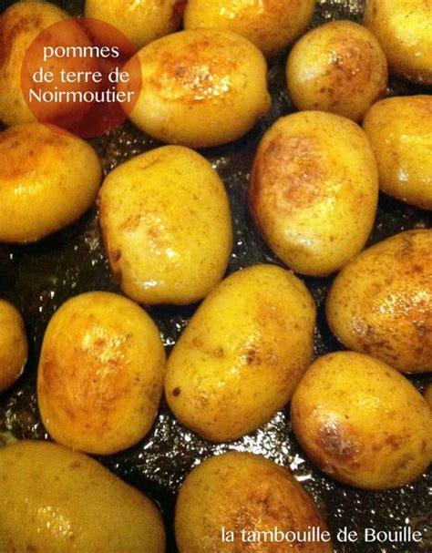 cuisiner les pommes de terre de noirmoutier pommes de terre de noirmoutier toute en simplicité la