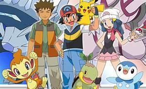 Pokemon Diamond and Pearl (Season 10) » Pokemon » Neko ...