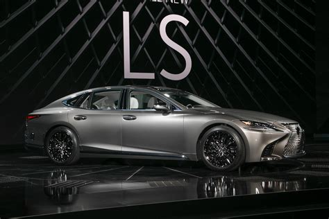 2018 Lexus Ls First Look Review  Motor Trend