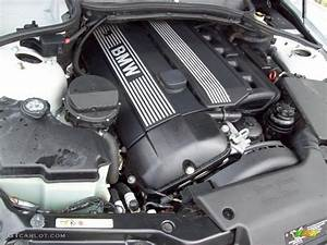 2002 Bmw 3 Series 325i Coupe 2 5l Dohc 24v Inline 6