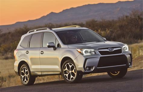 2014 Subaru Forester Pictures/photos Gallery