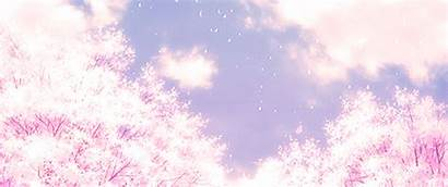 Background Masterpost Anime Pastel Backgrounds Scenery Sakura