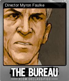the bureau xcom declassified wiki the bureau xcom declassified director myron faulke