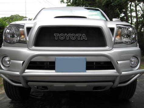 Ford Raptor Black Grill For The Tacoma  Tacoma World