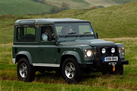 2018 Land Rover Defender 90 Pictures Information And