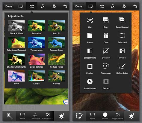 photoshop apps for iphone photo app review adobe photoshop touch for iphone