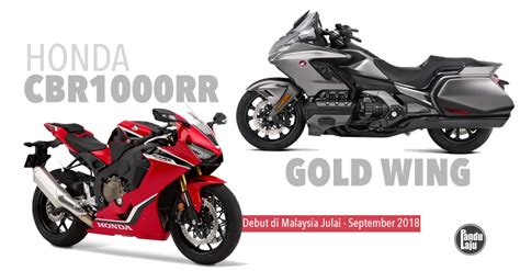 Cbr1000rr And Honda Goldwing by Fakta Pantas Tentang Honda Gold Wing Dan Cbr1000rr
