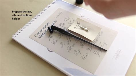 lets learn calligraphy  calligraphy  mercia youtube