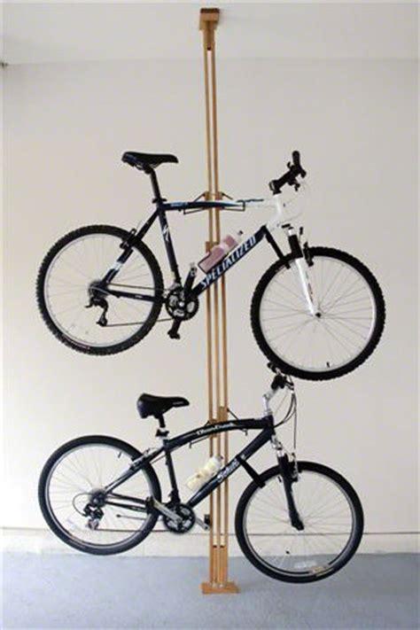 gear  floor  ceiling oak  bike bike rack modern bike