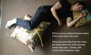 got back pain when sleeping here39s how to fix it in With back pain at night while sleeping