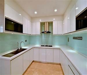 High Gloss Kitchen Cabinet Whole Set Design On Sale