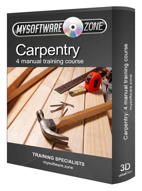 learn carpentry  manual training  cd woodwork