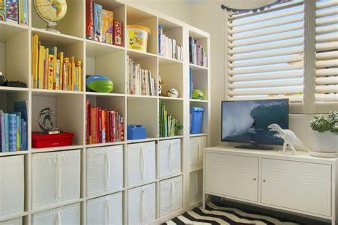 mur de chambre mur de rangements dans une chambre d 39 enfant picslovin