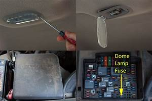 2017 Silverado Dome Light Fuse