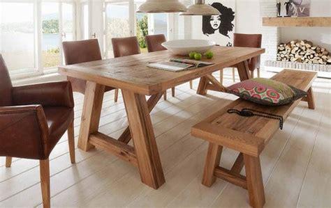 Schoene Ideen Fuer Esstisch Mit Stuehlenfabulous Solid Wood Dining Table Modern Woden Brown Color Design by Esstisch Massiv Unsere Massivholztisch Kollektionen