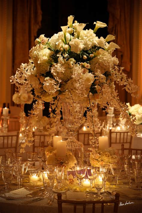12 Stunning Wedding Centerpieces - Part 19 - Belle The ...