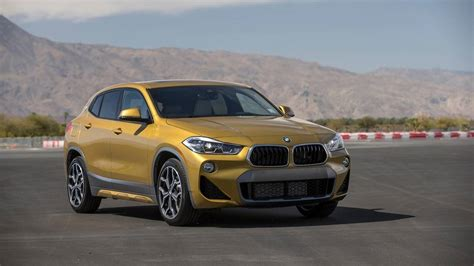 2018 Bmw X2 First Drive More Fun Than X1