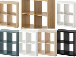 Ikea Kallax Zubehör : ikea kallax 4 cube storage bookcase square shelving unit various colours ebay ~ Markanthonyermac.com Haus und Dekorationen