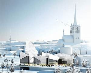 Tallinn Town Hall In Estonia By Bjarke Ingels Group    Big