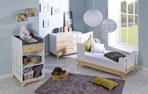 chambre bébé com lit bébé style scandinave nino idkid 39 s