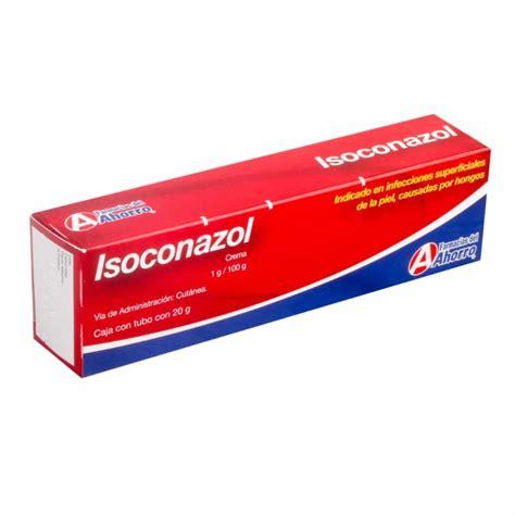isoconazol   sirve nombre comercial indicaciones
