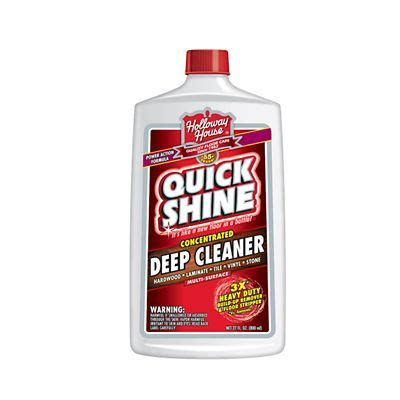 Quick Shine Hardwood Deep Cleaner & Wax Remover 800ml
