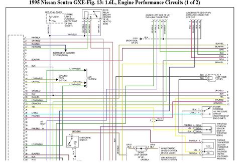 Engine Wiring Diagram Problem Where The Signal
