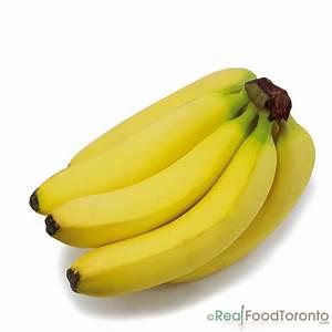 Organic Banana ORGANIC PRODUCE Product Of Peru Costa