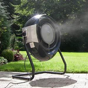 Brumisateur De Jardin : ventilateur brumisateur r servoir 2 5 l 90 5x42 4x70 6cm ~ Edinachiropracticcenter.com Idées de Décoration