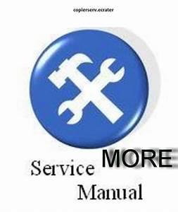 Sharp Mx-c300 Service Manual Parts Guide