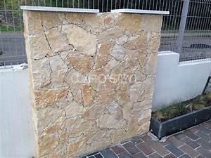 Pose Pierre De Parement : mur en pierre de parement carrelage et salle de bain la ~ Dailycaller-alerts.com Idées de Décoration
