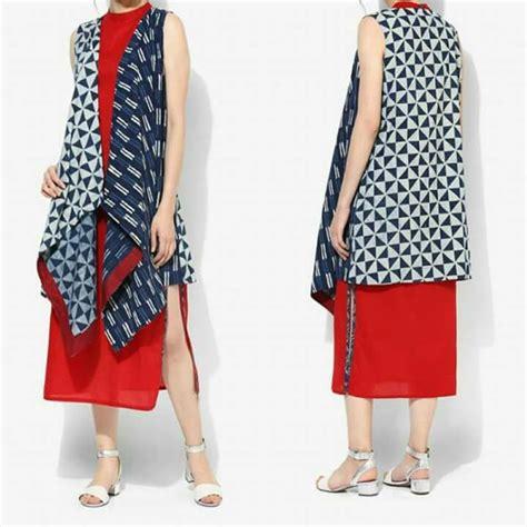 outer batik indonesia