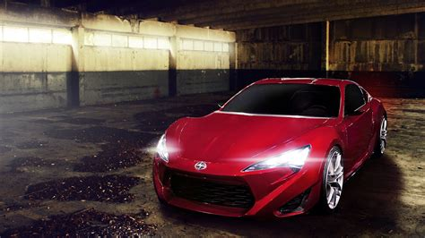 9 Fantastic Hd Scion Frs Car Wallpapers