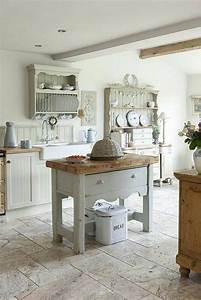 Shabby Chic Küche : cottage style kitchen k che esszimmer pinterest haus k chen ideen und shabby chic k che ~ Markanthonyermac.com Haus und Dekorationen