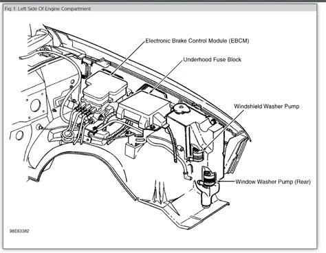 Power Fuel Pump Six Cylinder Four Wheel Drive