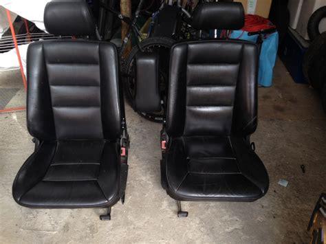 interieur cuir mercedes w124 vends int 233 rieur cuir noir w124
