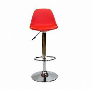 Chaise De Bar Rouge : chaise de bar fruit design rouge comparer les prix de chaise de bar fruit design rouge sur ~ Teatrodelosmanantiales.com Idées de Décoration