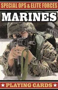 Special Ops & Elite Forces MARINES CARDS 52 COUNT 2 1/4 ...