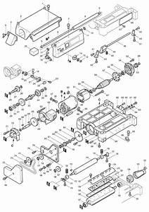 Buy Makita 2030n Replacement Tool Parts